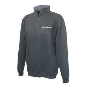 Custom Brookstone® 1/4 Zip Fleece