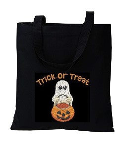 Hauntingly Awesome Trick or Treat Bags