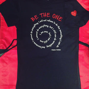 Be The One T-Shirt - FigWear