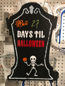 Halloween Count Down - FigWear