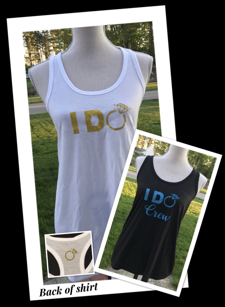 I DO & Crew Party Tanks