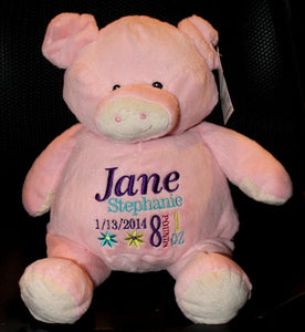 Custom Pig Lovey
