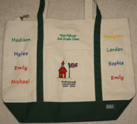 Custom Teacher Tote - FigWear