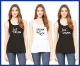 bridal party tanks