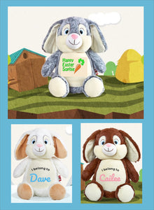 Personalized Easter Bunny!