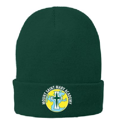 Mount Saint Mary Fleece Lined Beanie - FigWear