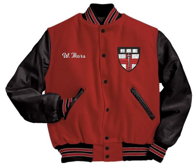 Groton Football Varsity Jacket