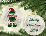 Personalized Porcelain Ornaments - FigWear
