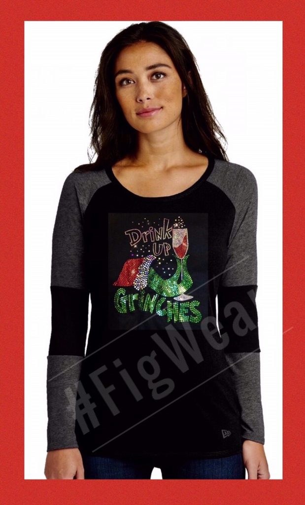 Grinch Christmas Shirt - FigWear