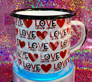 Valentine's LOVE Camp Mug