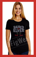 Raised by Elves! Tri-Blend Short Sleeve