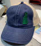 State Shape Trucker Hats - FigWear