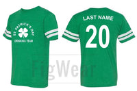 St. Patrick's Day Drinking Team Rally Tee