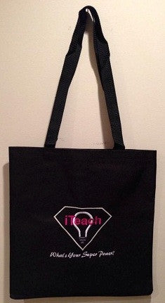 What's Your Super Power Tote - FigWear