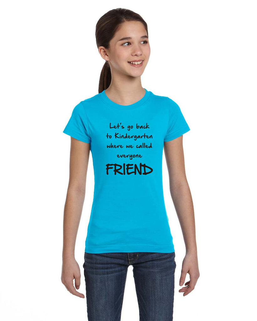 Kindergarten FRIENDS tee - FigWear