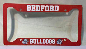 Custom License Plate Frame - FigWear