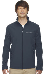 Soft Shell Bonded Jacket Customized with Brookstone® Logo