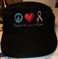Peace Love Cure Corp Cap