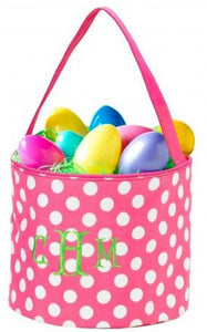 Personalized Soft Sided Easter Baskets - FigWear