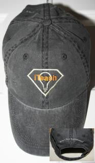 iTeach - What's Your Superpower? Embroidered Cap