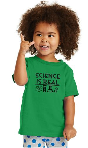 Toddler Science is Real Tee