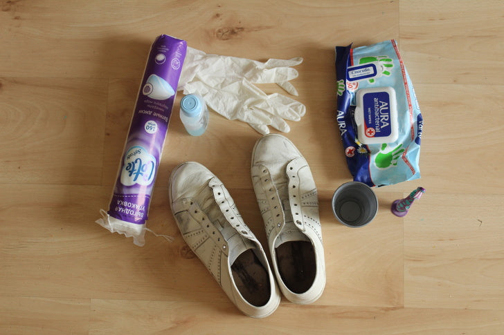I Tried 7 Popular Hacks to Save My Shoes, and Here Are the Results