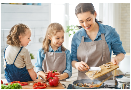 Fun and Delicious Recipes You Can Make With Your Kids