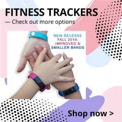 Save on adult fitness trackers