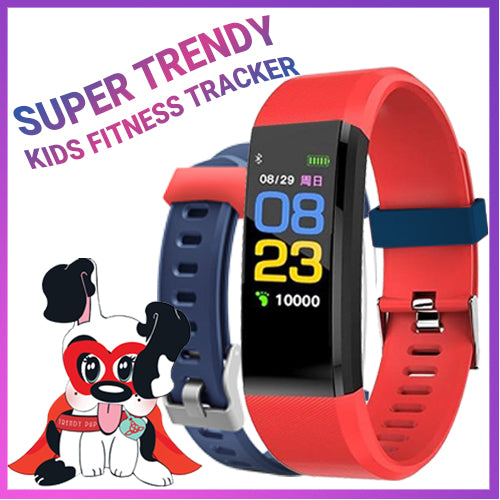 SUPER TRENDY FITNESS TRACKER