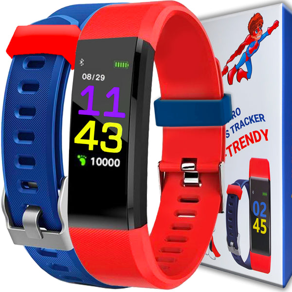 FITNESS TRACKERS FOR KIDS - NEW 2021 RELEASE