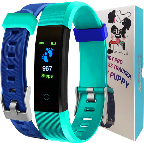 TRENDY PUPPY KIDS FITNESS TRACKER