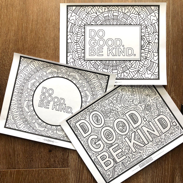 Free DGBK Coloring Pages
