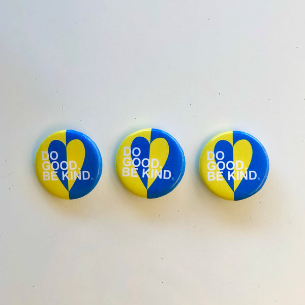 DGBK Down Syndrome Awareness Button - 5 pack