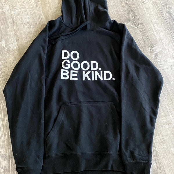 Oops Sale - Black So Soft Hoodie