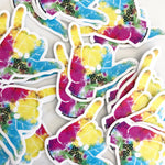 Shaka Sticker (Pack of 5)