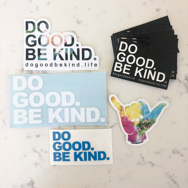DGBK Sticker Pack