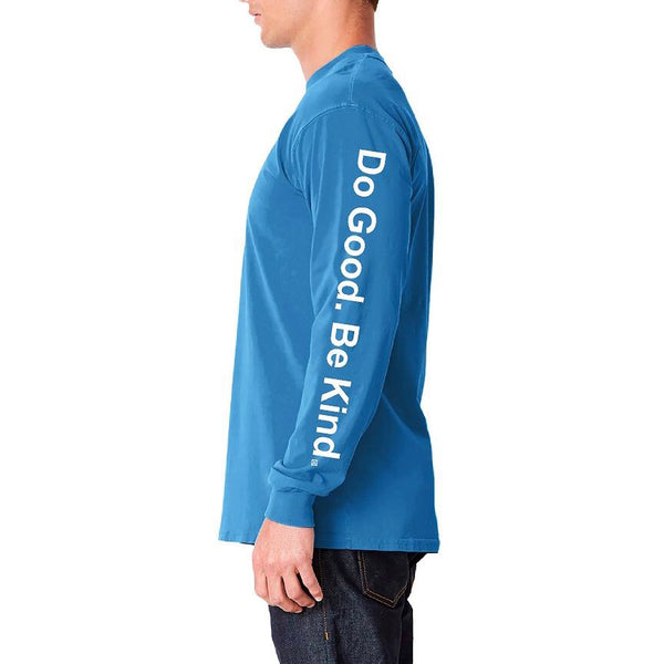 Ocean Long Sleeve DGBK Shirt