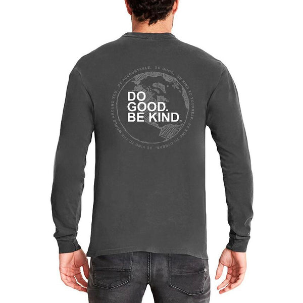 Shadow Long Sleeve DGBK Shirt