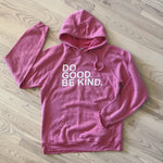 So Soft Hoodie - Pomegranate
