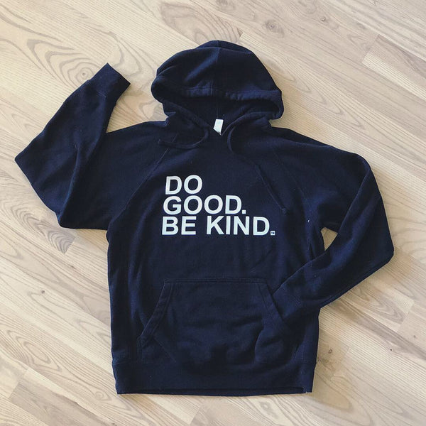 So Soft Hoodie - Black