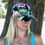 Aloha Leather Patch Hat