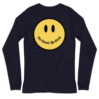 Smiley Long Sleeve Tee