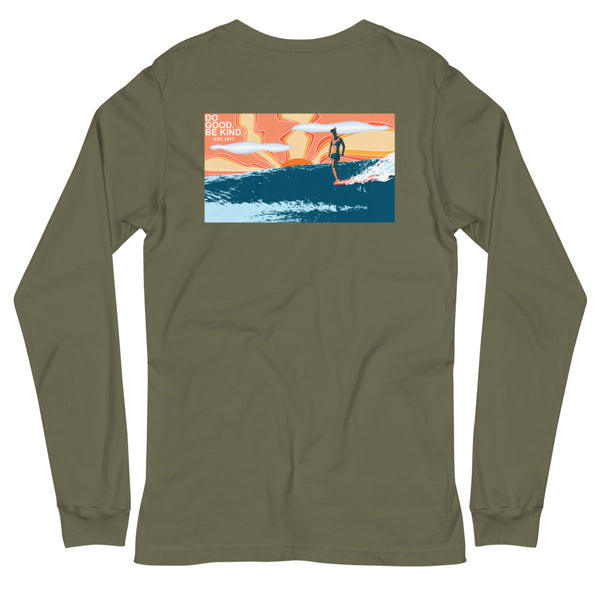 Hang Ten Long Sleeve Tee