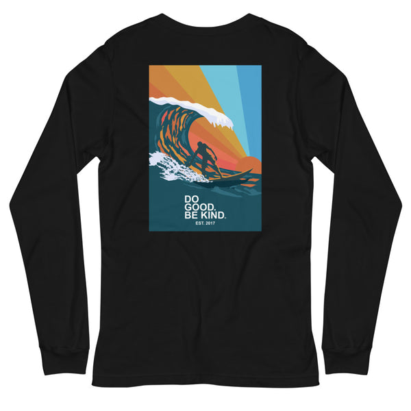 """Making The Drop"" Long Sleeve Tee"
