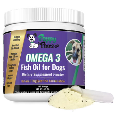 Omega 3 Fish Oil, Easy to Use Powder Promotes Overall Better Health