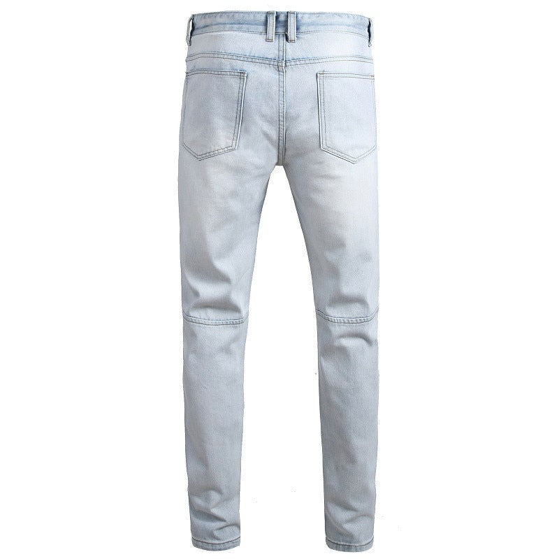 Antonio Distress Jeans - Allures From Zenii