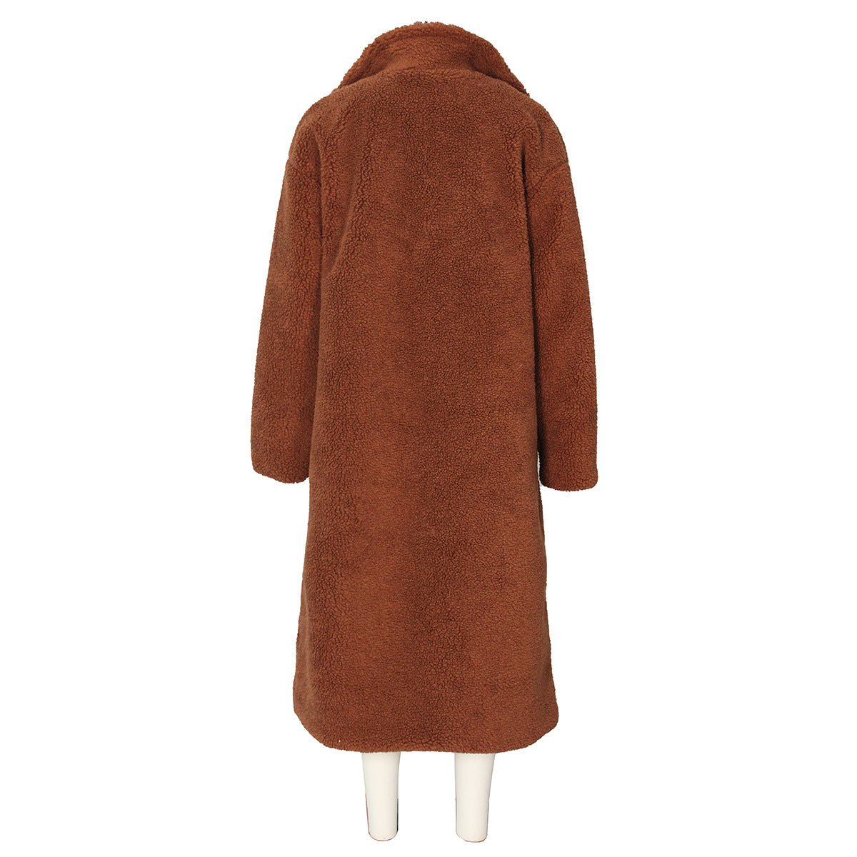 Teddy Lamb Jacket | Super Warm - Allures From Zenii