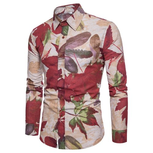 Rodson Men's Shirt - Allures From Zenii