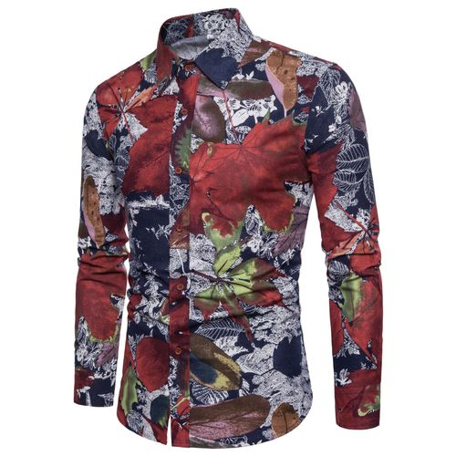 Holt Men's Shirt - Allures From Zenii