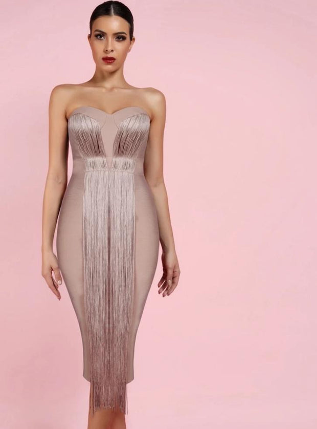 No Behavior | Bandage Dress - Allures From Zenii